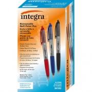 Integra 1.0mm Retractable Ballpoint Pen (36192)