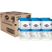 Clorox Healthcare Bleach Germicidal Wipes (35309CT)