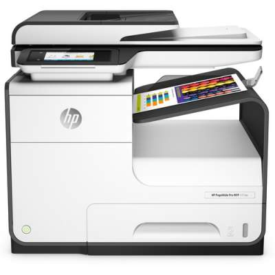 HP PageWide Pro 477dw Multifunction Printer (D3Q20A)
