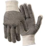 MCR Safety Poly/Cotton Large Work Gloves (9660LM)