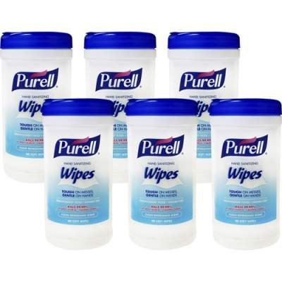 PURELL Clean Scent Hand Sanitizing Wipes (912006CMR)
