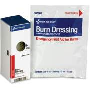 First Aid Only SmartCompliance Refill Burn Dressing (FAE-7012)