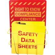 Impact Right To Know Center Safety Rack (799200)