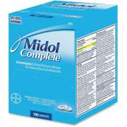 Acme United Midol Complete Pain Reliever Caplets (90751)