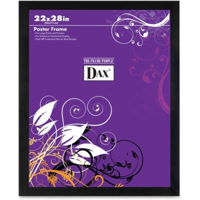 Burnes Home Accents DAX Square Black Poster Frame (286322X)
