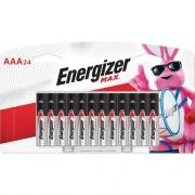 Energizer MAX Alkaline AAA Batteries, 24 Pack (E92BP24)