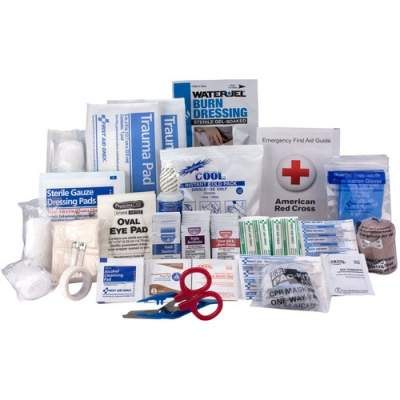 First Aid Only 50-Person Bulk First Aid Refill - ANSI Compliant (90617)