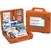 First Aid Only 50-Person Bulk Weatherproof First Aid Kit - ANSI Compliant (90699)