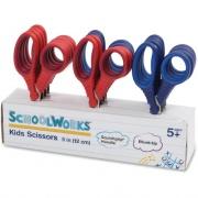 """Fiskars Schoolworks 5"""" Kids Scissors Classpack (1535201004)"""