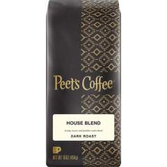 Peet's Coffee Coffee Coffee Peet's Coffee Coffee House Blend Dark Roast Coffee (501619)