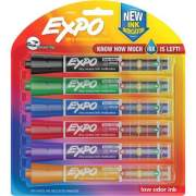 Newell Brands EXPO Dry-Eraser Markers - Ink Indicator (1946767)