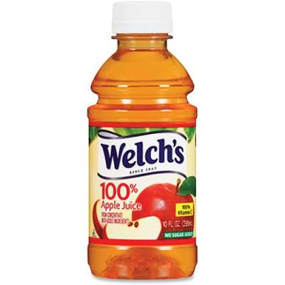 Promotion In Motion Welch's Apple Juice 10Oz 24 Per Carton - For Local Delivery Only (31600)
