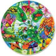 A Broader View Creepy Critters 500-Piece Round Puzzle (372)