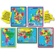 A Broader View Continent Puzzle Combo Pack (659)