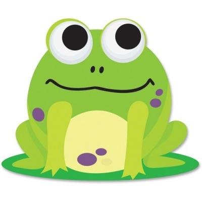 Ashley Magnetic Frog Whiteboard Eraser (10021)