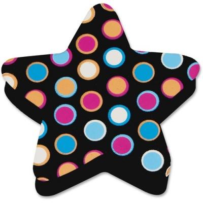 Ashley Color Dot Magnetic Whiteboard Eraser (10026)