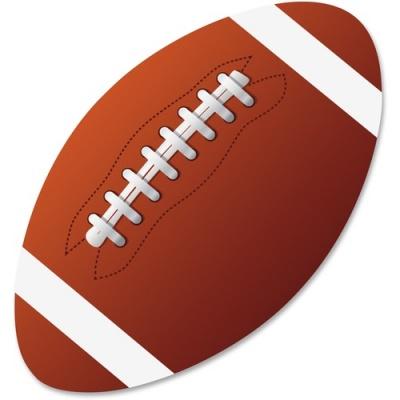Ashley Football Magnetic Whiteboard Eraser (10031)