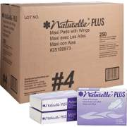Impact Naturelle Plus Sanitary Napkins (25189973)