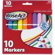 RoseArt Broadline Classic Colors Markers (DDT51)