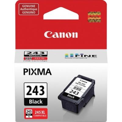Canon PG-243 Ink Cartridge - Pigment Black