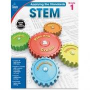 Carson-Dellosa Education Carson-Dellosa Education Grade 1 Applying the Standards STEM Workbook Printed Book (104852)