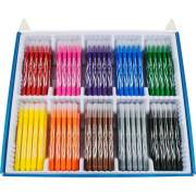 Helix Fine Tip Washable Markers (845470)