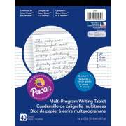 Pacon Multi-program Handwriting Tablet (2482)
