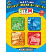 Teacher Created Resources PreK Project-based STEM Book Printed Book (3024)