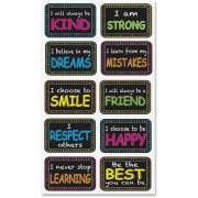Ashley Character Building Mini Whiteboard Erasers Pack (78004)