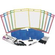 Charles Leonard CLI Dry-erase Pocket Class Pack (29130)