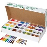 Crayola Crayons/Markers Combo Classpack (523349)