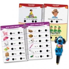 Hot Dots Kindergarten Reading Set Interactive Education Printed Book Interactive Printed Book (2391)