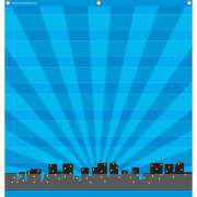 Teacher Created Resources Superhero 7 Pocket Pocket Chart (20743)