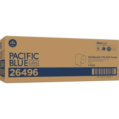 Georgia Pacific Pacific Blue Ultra 8Ó High-Capacity Recycled Paper Towel Roll by GP PRO (26496)