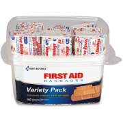 First Aid Only Assorted Bandage Box Kit (90095)