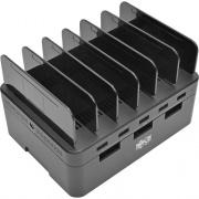 Tripp Lite 5-Port USB Fast Charging Station Hub/ Device Organizer 12V4A 48W (U280005ST)