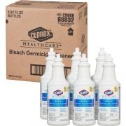Clorox Healthcare Bleach Germicidal Cleaner (68832CT)
