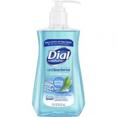 Dial Spring Water Antibacterial Hand Soap (02670EA)