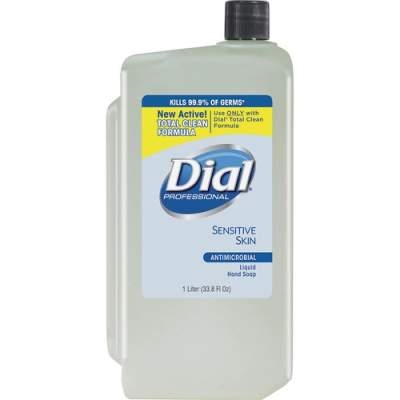 Dial Professional Sensitive Skin Antimicrobial Hand Soap (82839)