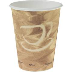 Solo Mistique Design Paper Hot Cups (412MSN0029)