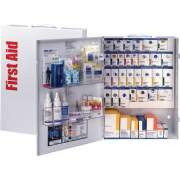 First Aid Only XL SmartCompliance General Business First Aid Cabinet without Medications, Metal (90829)