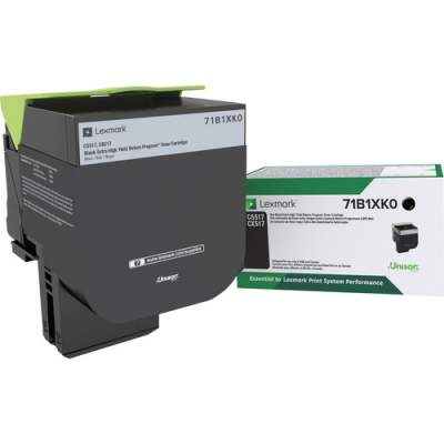 Lexmark Toner Cartridge - Black (71B1XK0)