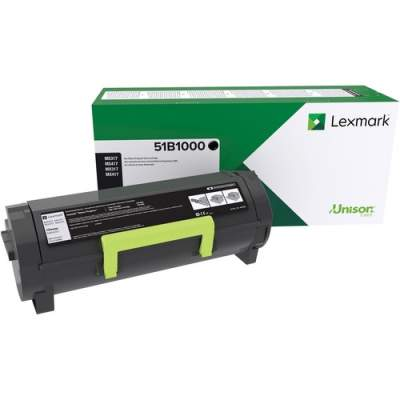 Lexmark Toner Cartridge (51B1000)