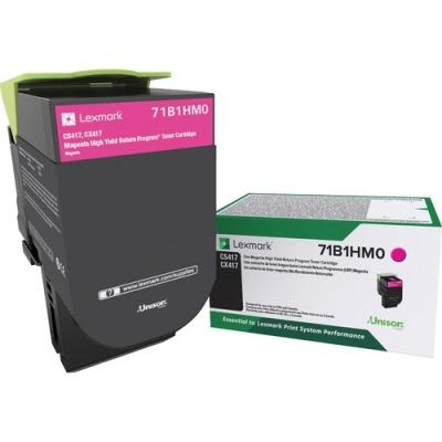 Lexmark Toner Cartridge - Magenta (71B1HM0)
