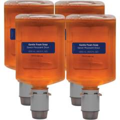 Pacific Blue Ultra Gentle Foam Hand Soap Refills for Manual Dispensers by GP Pro (43715)