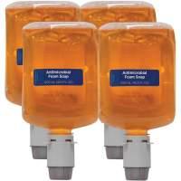 Pacific Blue Ultra Antimicrobial BZK Foam Soap Dispenser Refills for Manual Dispensers (43819)