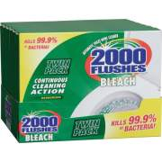 2000 Flushes Automatic Toilet Bowl Cleaner (290088)