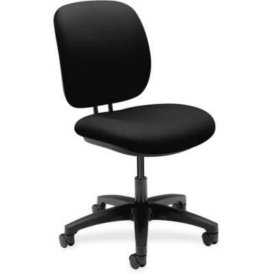 HON ComforTask Chair, Black Fabric (5901CU10T)