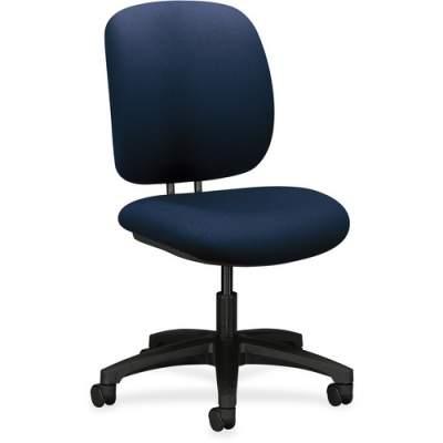 HON ComforTask Chair, Navy Fabric (5901CU98T)
