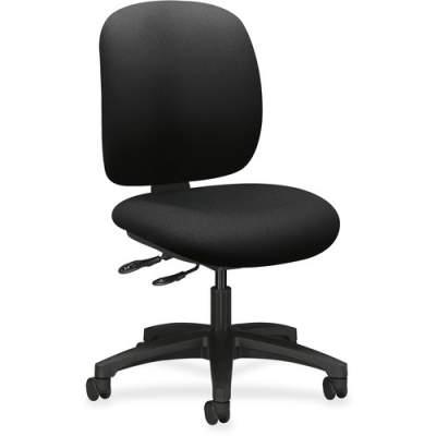 HON ComforTask Chair, Black Fabric (5903CU10T)